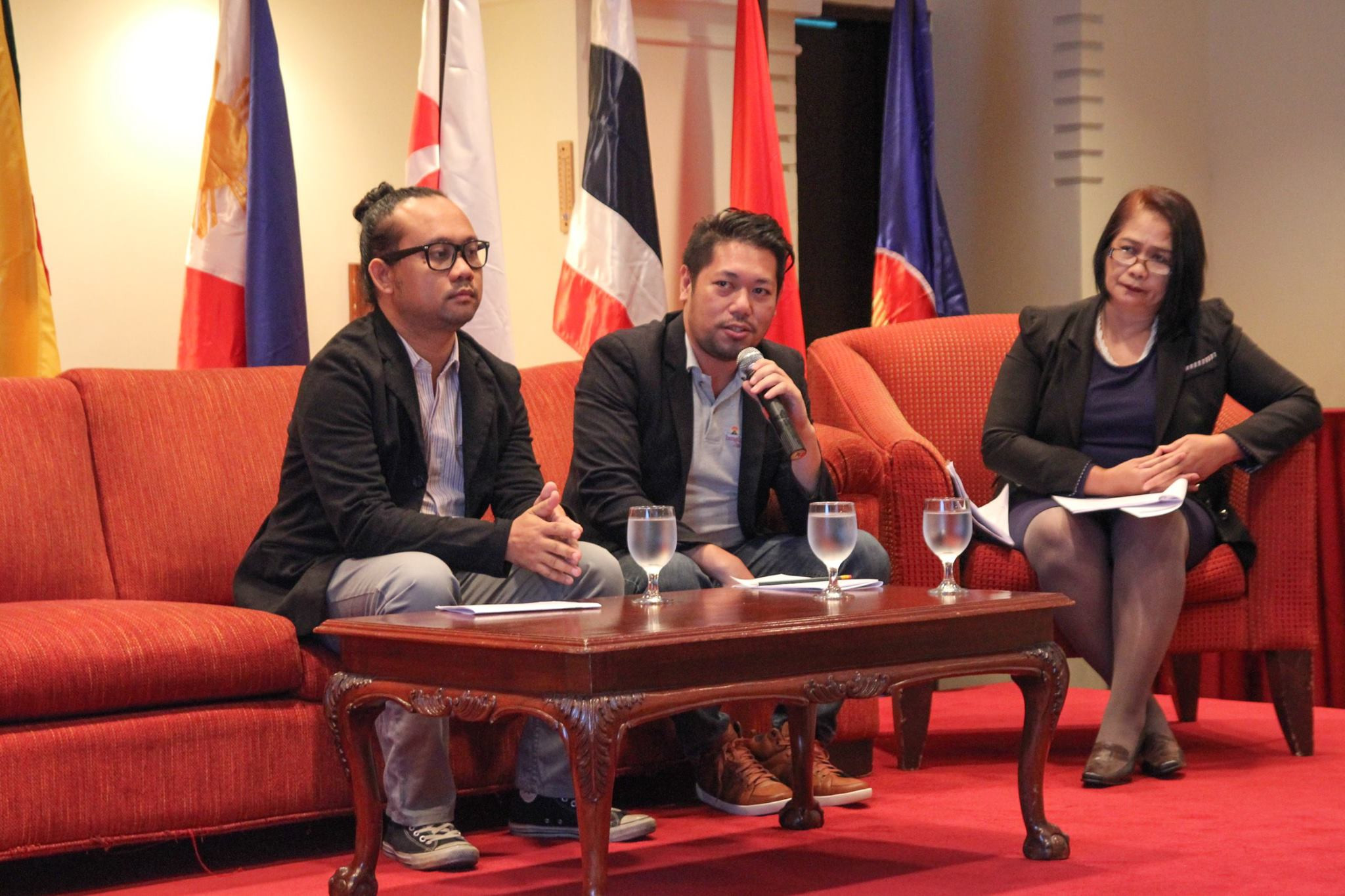 Asean Preparatory Meeting